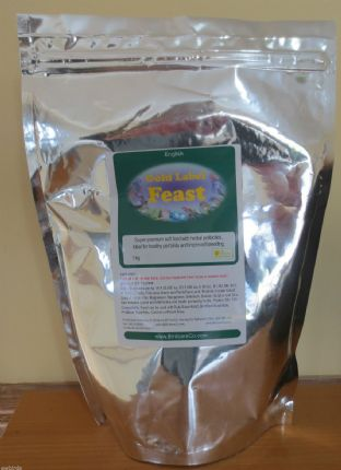 FEAST GOLD LABEL SOFTFOOD 1KG